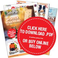 Winter Warmers at SafePak