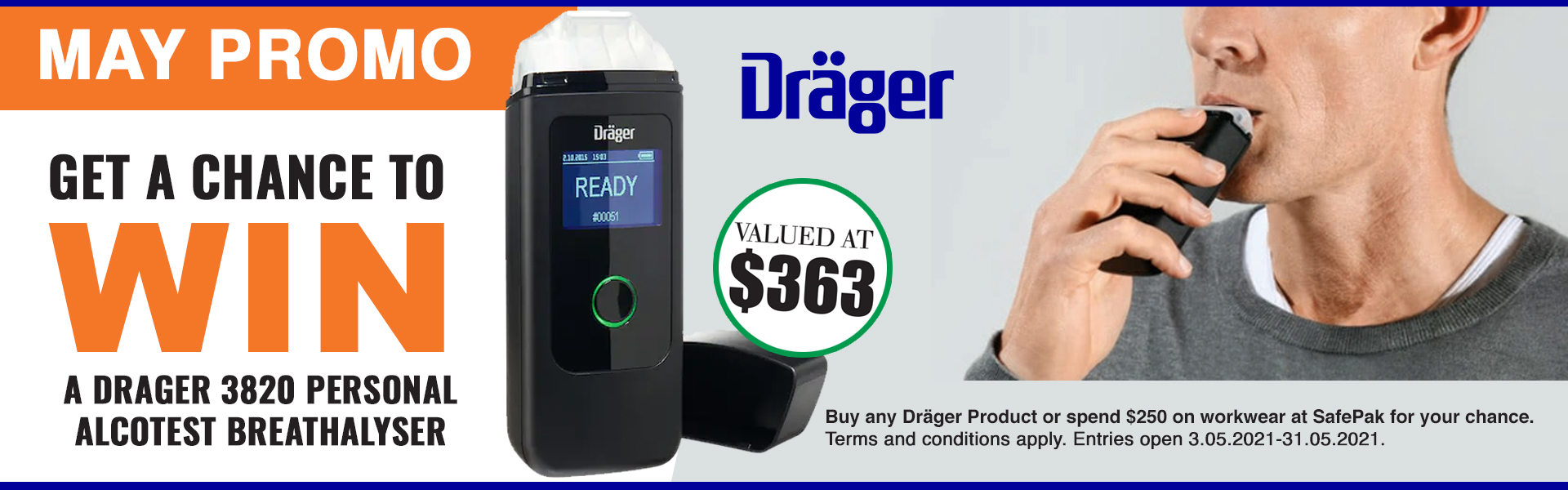 Drager Promo